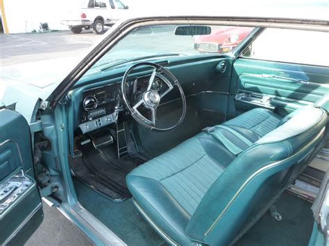 Oldsmobile Toronado Interior by 1966 Oldsmobile Toronado 2 Door Coupe Barrett Jackson Auction Company World S Greatest