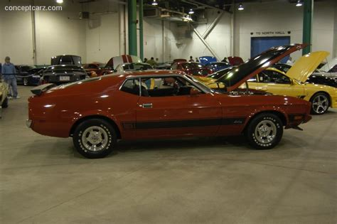 73 mustang mach 1 value auction results and sales data for 1973 ford mustang mach