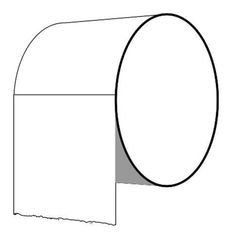 coloring book holder - Toilet Paper Roll Black White Line Art ...