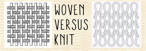 knit or woven woven vs knit rosie and me