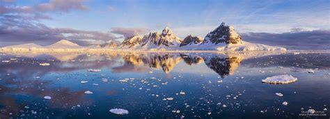 cold  beautiful   antarctica   airpano