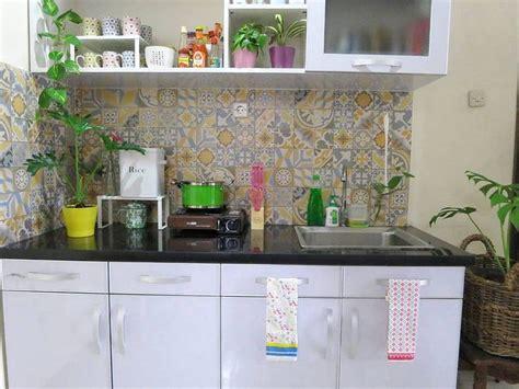 Rak Piring Kecil warna keramik dapur cantik untuk keramik dinding dapur minimalis anda dapur minimalis idaman