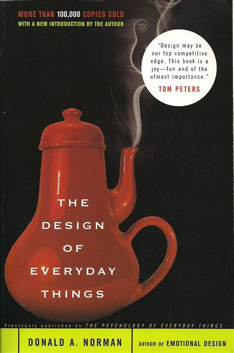 the design of everyday the design of everyday things don norman the cube