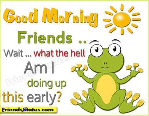 Good morning quotes funny 4