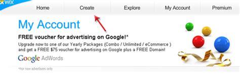 cara membuat website gratis dengan wix membuat website dengan wix link sukses