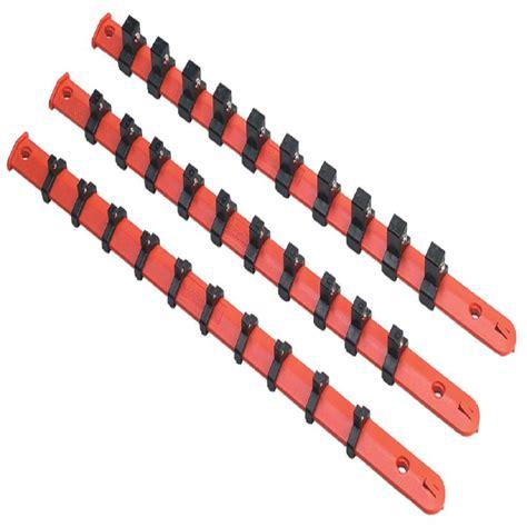 Socket Rack Set by Vim Tools Socket Rack Set 3 Vimv523 The Home Depot