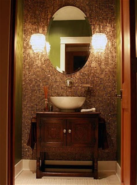 powder room tile ideas herchekshmerchek powder bathroom