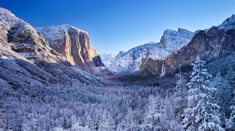 wallpaper full hd yosemite yosemite national park winter 4k wallpapers hd