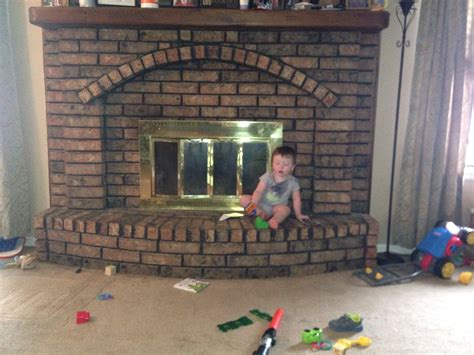 fireplace baby proofing help the bump