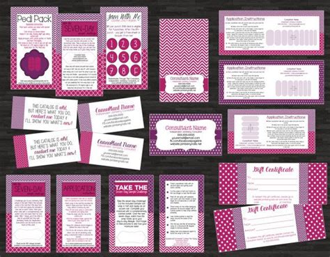 jamberry loyalty card template 17 best images about jamberry printables on 7