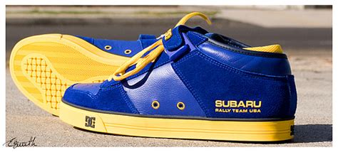 Dc Subaru Shoes by It S Gotta Be The Shoes There S An Interesting Story