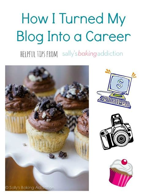 how i turned my food blog into a career sallys baking addiction