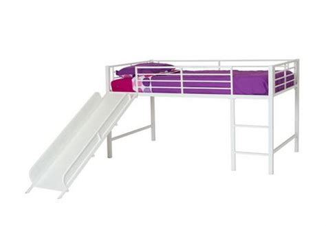 Harmonious Toddler Loft Bed With Slide To Pick