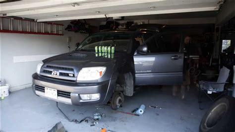 2004 Toyota 4runner Lift Kit 3 Quot Toytec Lift 2003 Toyota 4runner