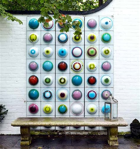 garden wall ornaments uk garden wall trending in outdoor living bridgman