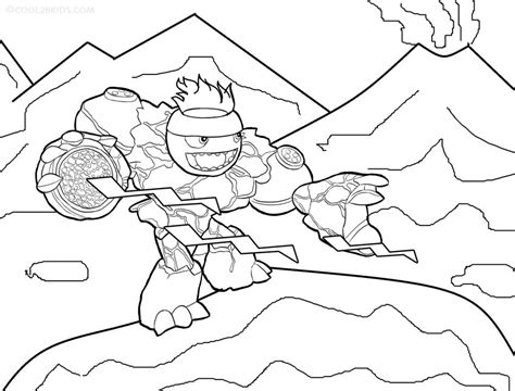 ninjini free colouring pages