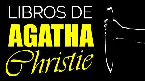 libro agatha christie little people los 10 mejores libros de agatha christie youtube
