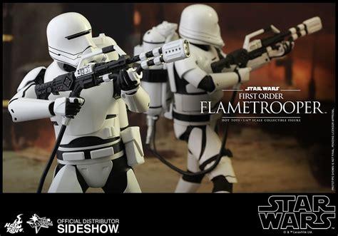 Toys Funko Wars Episode 7 Order Flametrooper Figure order flametrooper sideshow collectibles