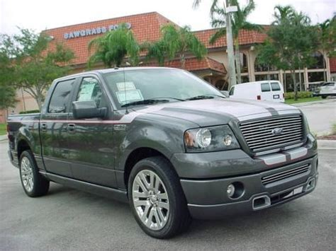 2008 Ford F150 Specs by 2008 Ford F150 Foose Edition Supercrew Data Info And