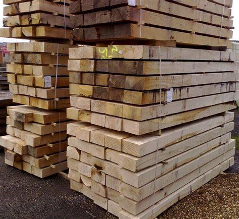 railway sleeper timber merchant in corby uk
