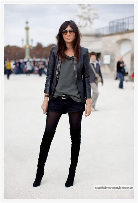 how to wear thigh high boots wardrobelooks