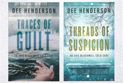 threads of suspicion an evie blackwell cold christianbook