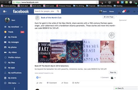 facebook app layout change 8 cool extensions for changing the layout of facebook