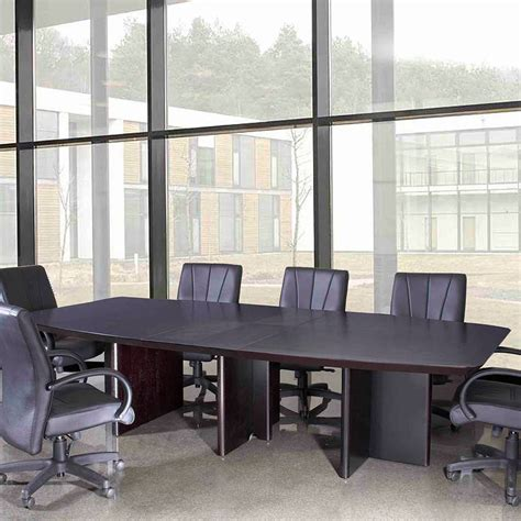 Collectic Home Jesper 2000 119 Quot Brown Conference Table Collectic Home