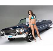 Samantha Padilla  Lowrider Girls Model Magazine