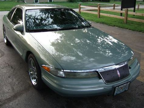 electric and cars manual 1995 lincoln mark viii regenerative braking buy used 1995 lincoln mark viii lsc in lee s summit missouri united states
