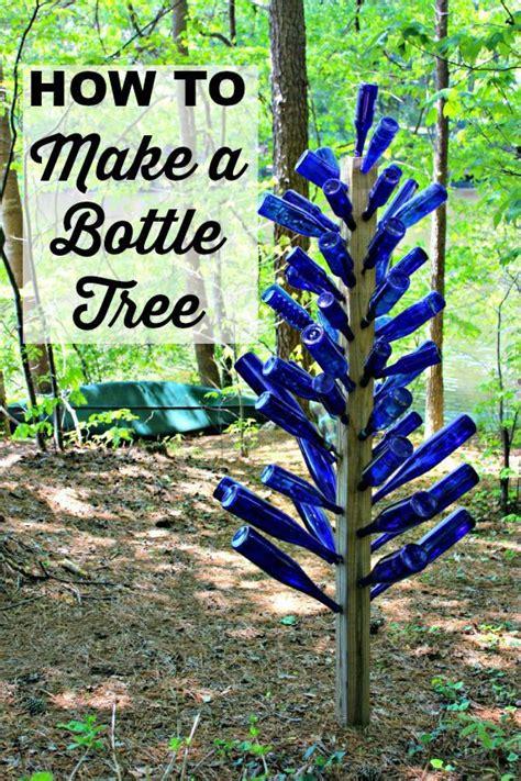 how to make a wine bottle tree best 25 bottle trees ideas on