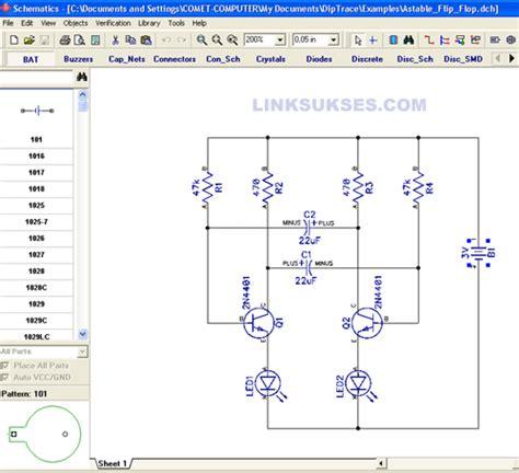 aplikasi layout pcb gratis rangkaian elektronika review desember 2013