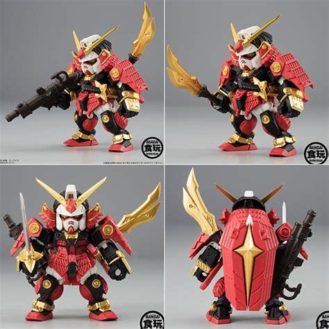 Fw Gundam Converge Ex05 Musha Gundam Bandai akism rakuten ichiba shop rakuten global market musha