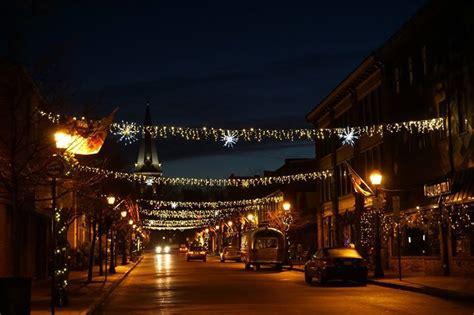 annapolis christmas lights light canopy the annapolis arts district eye on annapolis