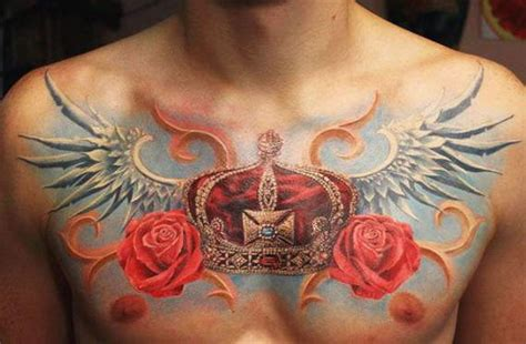 chest tattoo risks 97 unbeatable chest tattoos for men