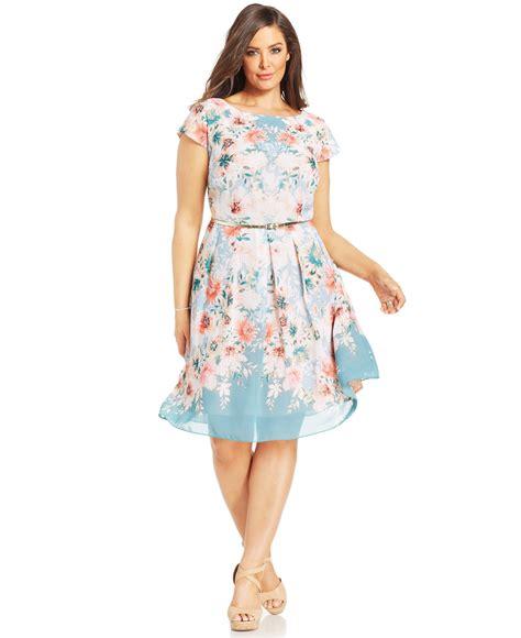 ropa para gorditas verano 2015 modaellascom moda para gorditas primavera verano vestidos para descubre