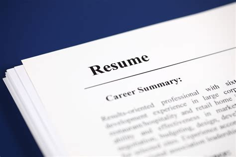 what is a functional summary on a resume career trend