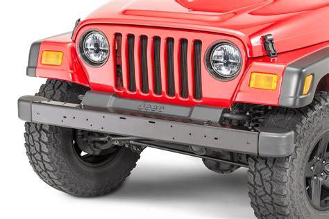 jeep wrangler headlight bezel kentrol headlight bezels for 97 06 jeep 174 wrangler tj