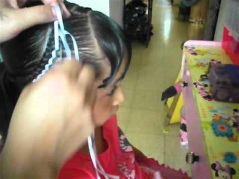 fotos de vergas negras infantiles encintado escalera peinados infantiles youtube