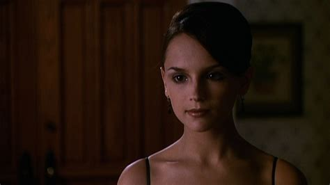 she she rachel leigh cook taught about the dangers of glasses