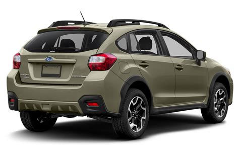 2016 subaru crosstrek price photos reviews features