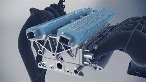 Koenigsegg Camless Engine O Revolucion 225 Motor Sem Comando De V 225 Lvulas