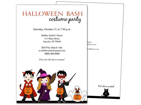 32 best images about halloween party invitations diy