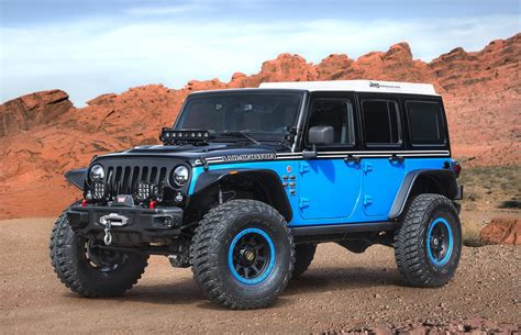 Lu Jeep 2017 jeep luminator concept pictures news research