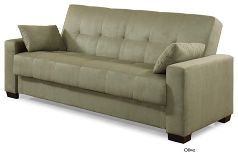 napa sofa bed napa convertible sofa bed olive modern futons