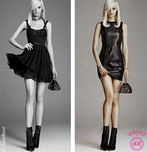 versace for h m shoes clothing lookbook for womens mens