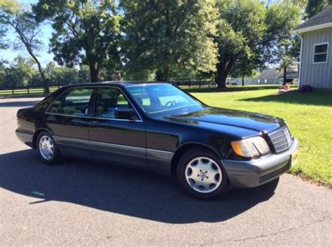 how do i learn about cars 1995 mercedes benz s class electronic throttle control sell used 1995 mercedes benz s500 one of the last hand built s classes in daytona beach