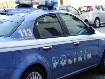 polizia di stato ufficio sta terni tenta rapina in ufficio postale 35enne ternano
