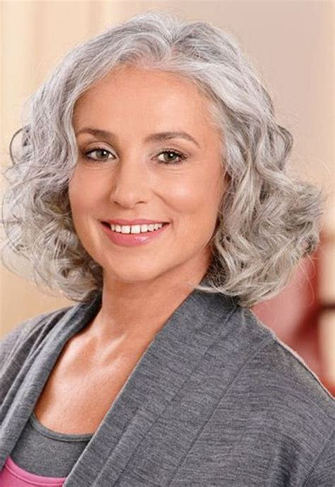 haircuts for thick gray hair cute short haircuts for grey hair hairstyles for short