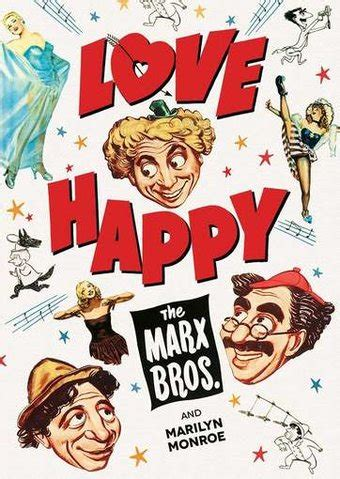 the marx brothers happy confidential books the marx brothers happy dvd 1949 starring marilyn
